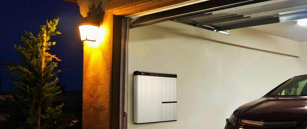 Lg Chem Energy Storage Solution Solarmatic Sydney