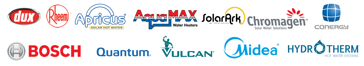 SOLAR HOT WATER BRANDS