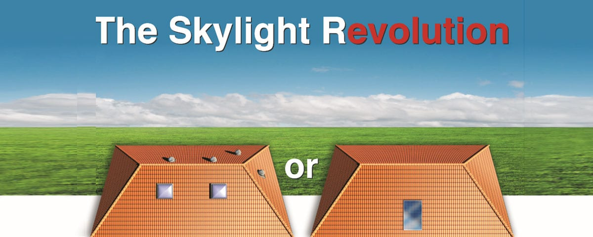 Solar LED skylights vs Traditional Skylights