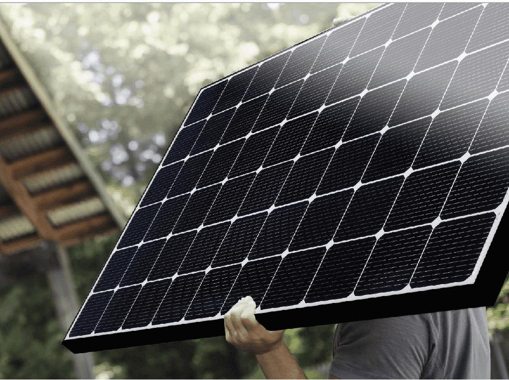 Solarmatic Panel