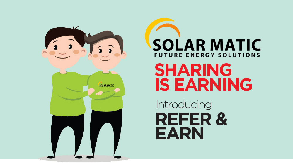 SOLARMATIC - Referral Program