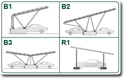 Carport's product series