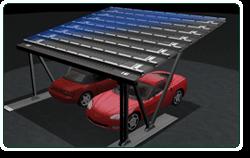 Private Carports Standardized carport kits