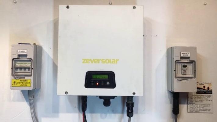 Zeversolar Zeverlution Solar Inverter