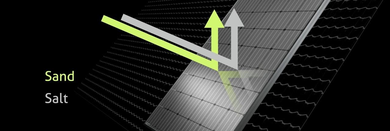Solarwatt solar panels
