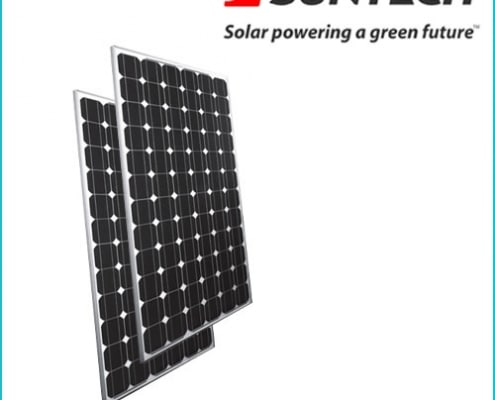 suntech power solar panels