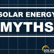 Solar Energy Myths