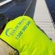 Installers for solar panels