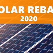 Government solar rebate 2020